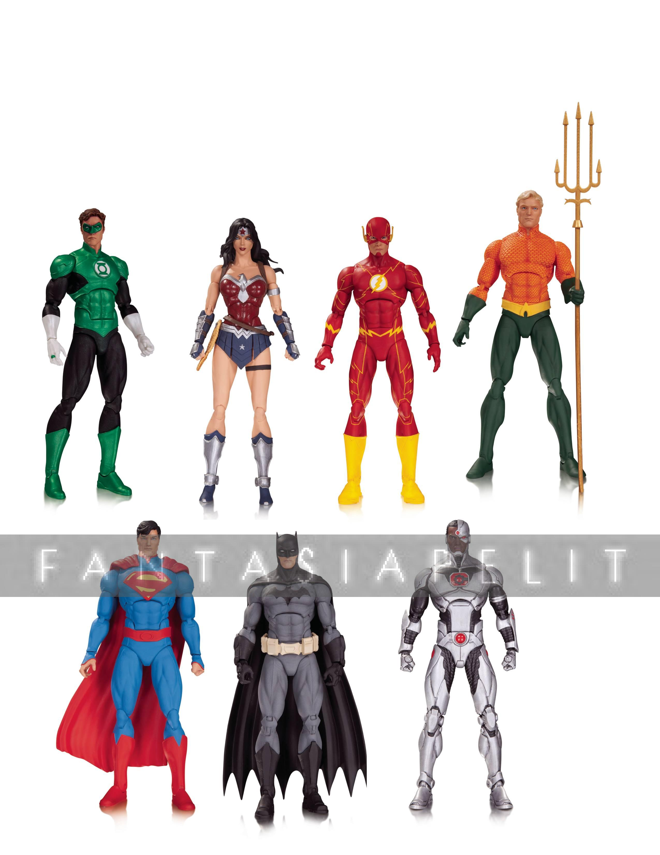 justice league of america toys action figures and - 612×800