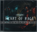 Heart of Rage: Blood Angels Audio CD