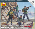German Gebirgsjager 1939-43