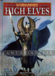 Warhammer Army Book: High Elves (HC)