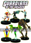 Marvel Heroclix: Guardians of the Galaxy Booster BRICK (10)