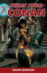 Savage Sword of Conan 17