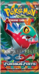 Pokemon: XY Furious Fists Booster