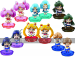 Sailor Moon PS Petit Chara Land Series 2 Mini Figure