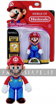 World of Nintendo - Super Mario 4 Inch Action Figure: Mario