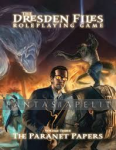 Dresden Files RPG 3: Paranet Papers (HC)