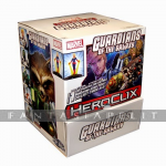 Marvel Heroclix: Guardians of the Galaxy Gravity Feed Booster DISPLAY (24)