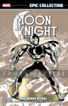 Moon Knight Epic Collection 1: Bad Moon Rising