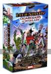 Legendary Deck-Building Game: The Guardians of the Galaxy Expansion