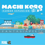 Machi Koro: Harbor Expansion