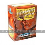 Dragon Shield Copper (100)