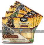 Pathfinder: Skull & Shackles Add On Character Mini Mat 4-pack