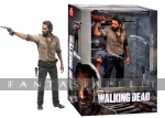 Walking Dead 10 Inch Rick Grimes Deluxe Action Figure
