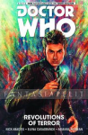 Doctor Who: 10th Doctor 1 -Revolutions of Terror (HC)