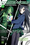 Accel World Novel 2: Red Storm Princess