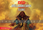 D&D Next: Spellbook Cards -Cleric