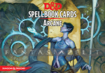 D&D Next: Spellbook Cards -Arcane