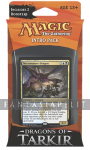 Magic the Gathering: Dragons of Tarkir Intro Pack -Cruel Plots