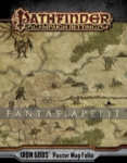 Pathfinder Chronicles Map Folio: Iron Gods