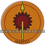 Game of Thrones Embroidered Patch: Martell