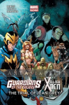 Guardians of Galaxy/All-New X-Men: Trial of Jean Grey