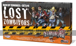 Zombicide Box of Zombies Set : Lost Zombivors