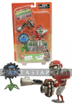 Plants Vs. Zombies: All Star Zombie + Shadow Flower Action Figure