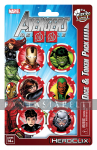 Marvel Heroclix Avengers Assemble Dice and Token Pack: Iron Man