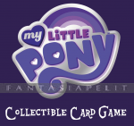 My Little Pony CCG Absolute Discord Theme Deck DISPLAY (8)
