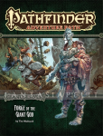 Pathfinder 93: Giantslayer -Forge of the Giant God