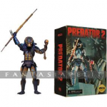 Predator 2 City Hunter 8-inch Ultra Deluxe Action Figure