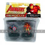 Marvel Heroclix: Avengers -Quick Start Kit