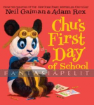 Chu's First Day of School Board Book (HC)