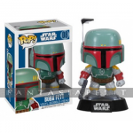 POP! 4-inch Bobble Head: Star Wars -Boba Fett