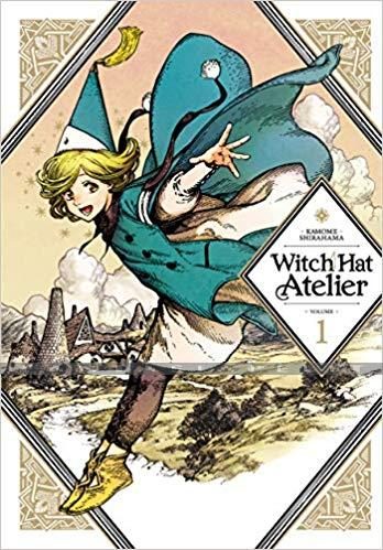 Image result for witch hat atelier 1 manga
